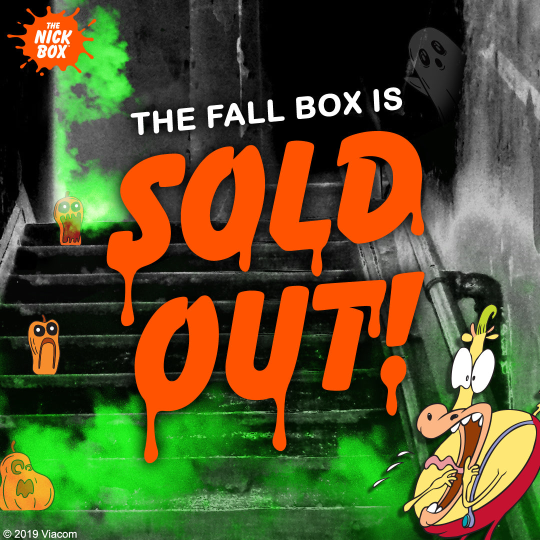 Fall Box is Sold Out!