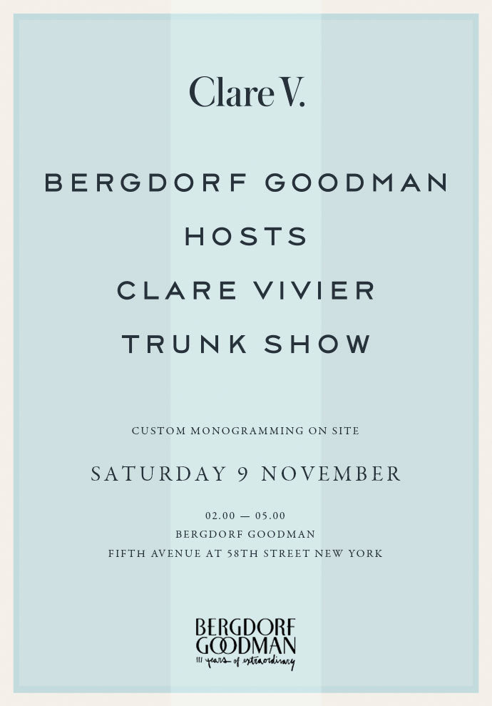 bergdorf-trunkshow