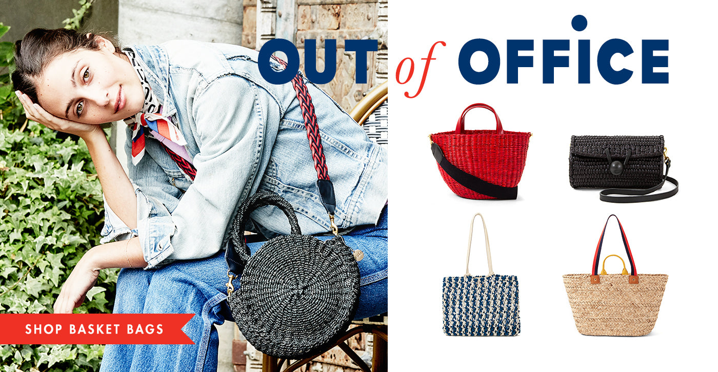 bad54bcf760a8 Out of Office—Shop Basket Bags
