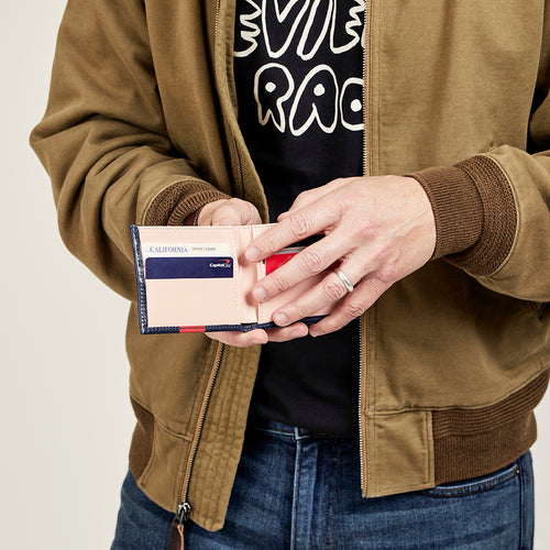 CV x Adam Scott Billfold Wallet