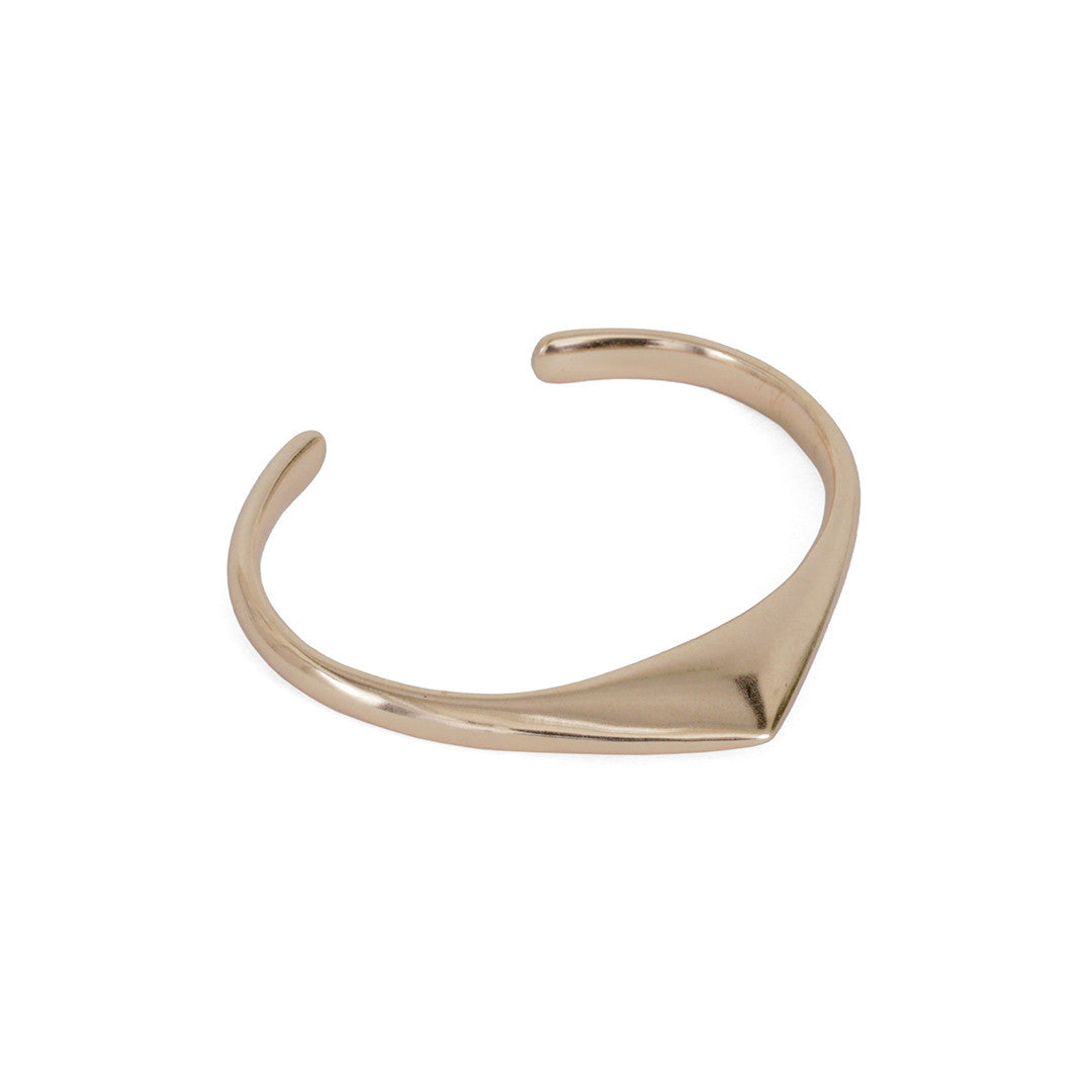 Annie Costello Brown Single Point Cuff