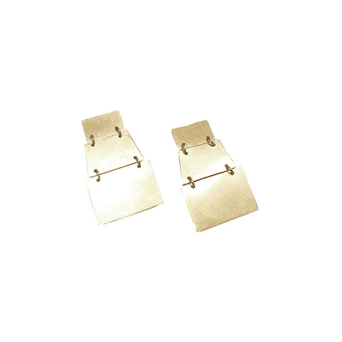 ACB-Brass-Stak-Earrings-Gold