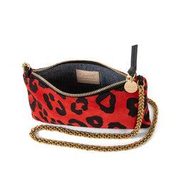 Cherry Pablo Cat Suede Alix - Interior