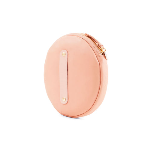 Circle Wallet Clutch