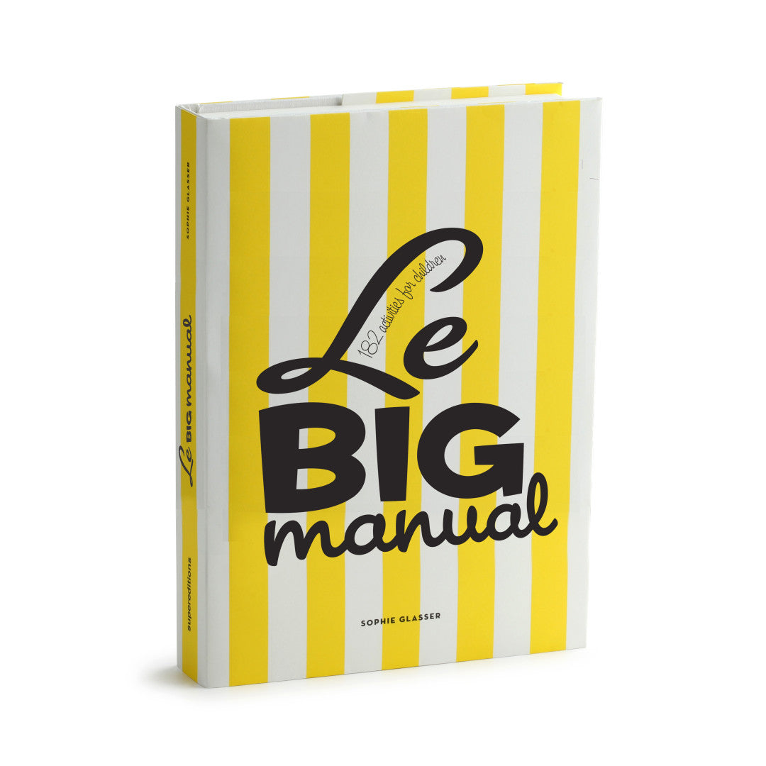 Sophie Glasser - Le Big Manual