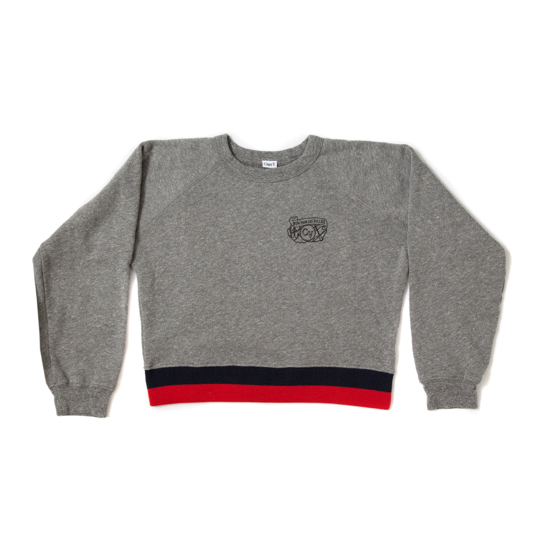 Sweatshirt - Camp Fit
