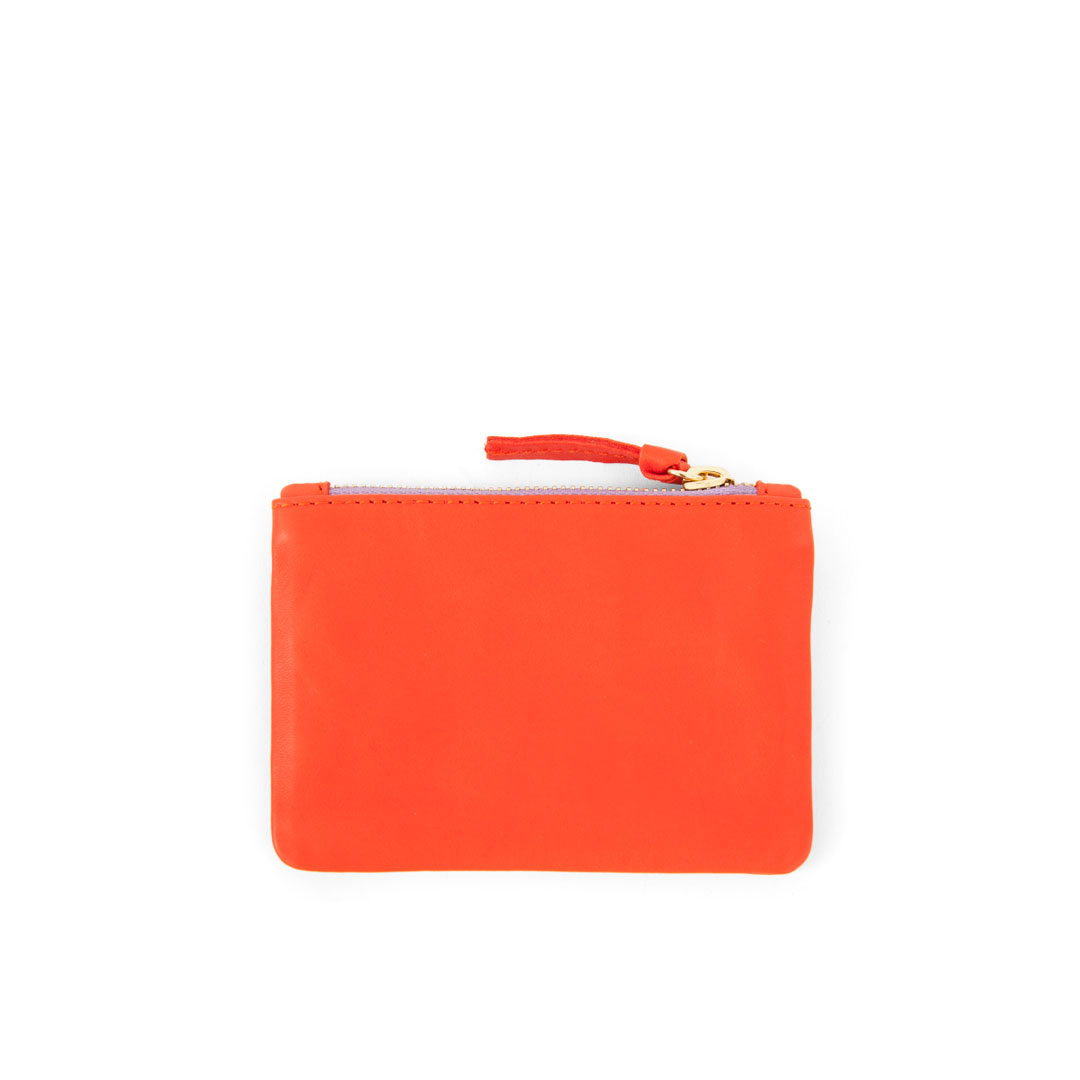 Lipstick Coin Clutch - Back