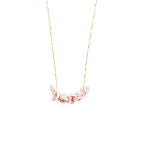 Pedrusco Camelia Necklace