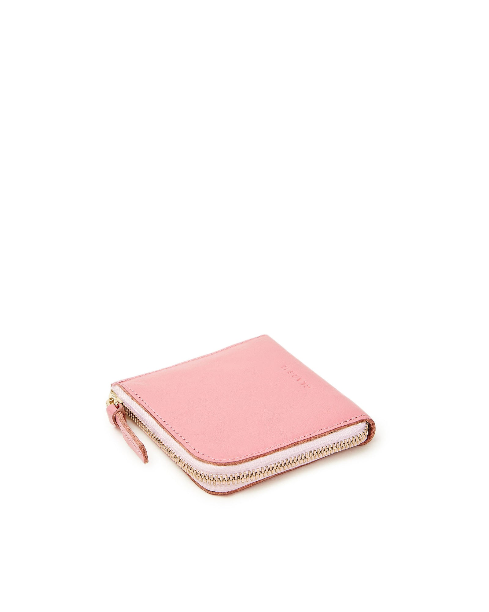 Petal Corner Zip Wallet - Back
