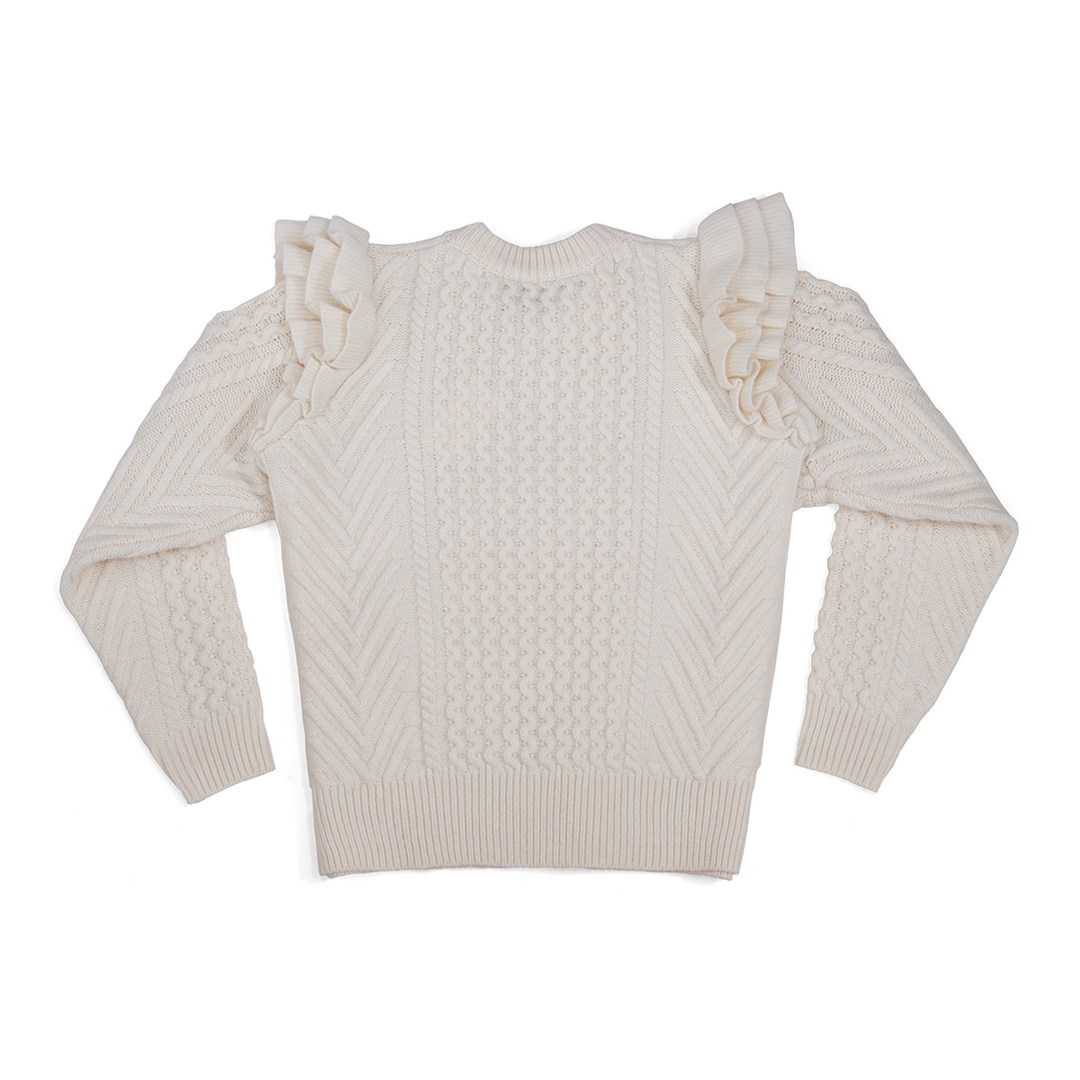 Demylee x Clare V. Nora Sweater