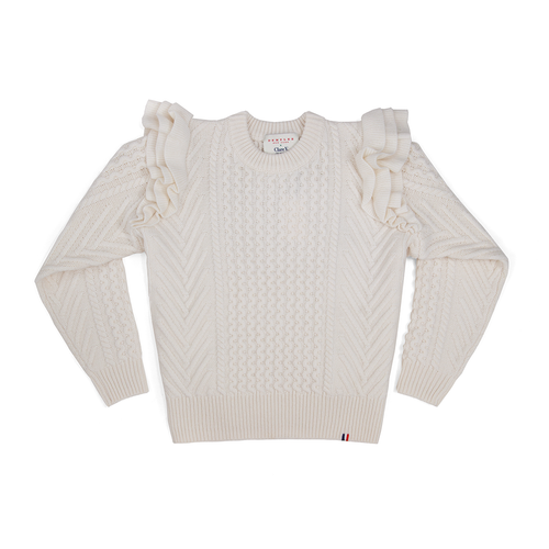 Clare V. x Demylee Nora Sweater