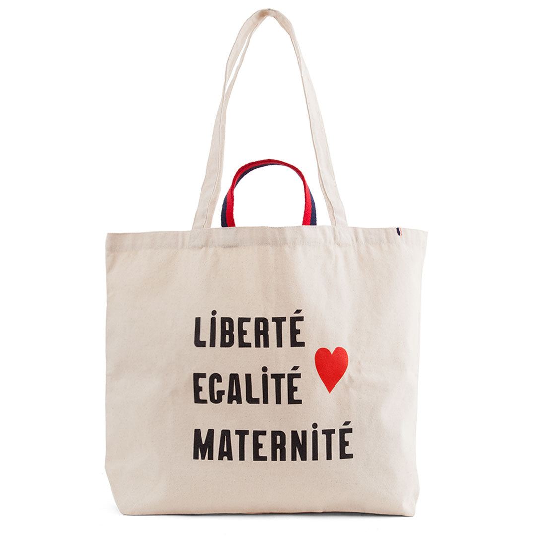 Every Mother Counts Jumbo Tote