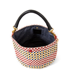 Multi Plaid Woven Fifi - Interior