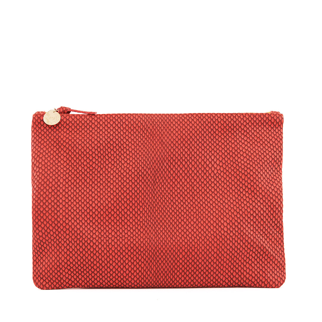 Poppy Reptile Flat Clutch