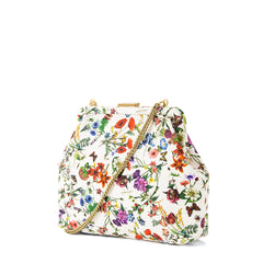 Flore-White-Butterfly-Floral-Back