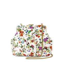 Flore-White-Butterfly-Floral-Front