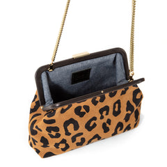 Tan Pablo Cat Suede Flore - Interior