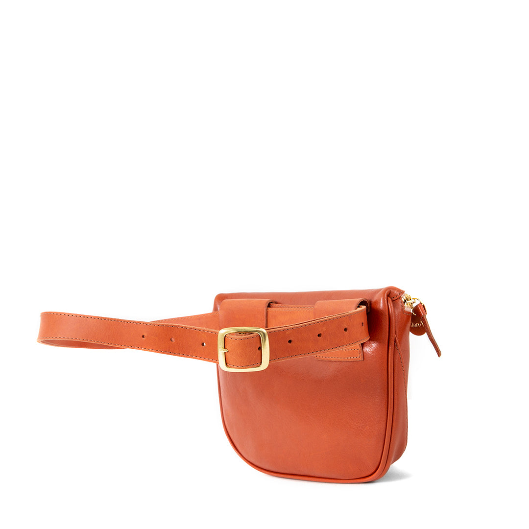 Sienna Rustic with Stripes Fannypack - Back