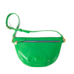 Parrot Green Grande Fanny - Front