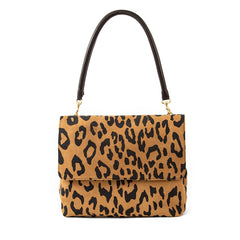 Tan Pablo Cat Suede Helene - Front