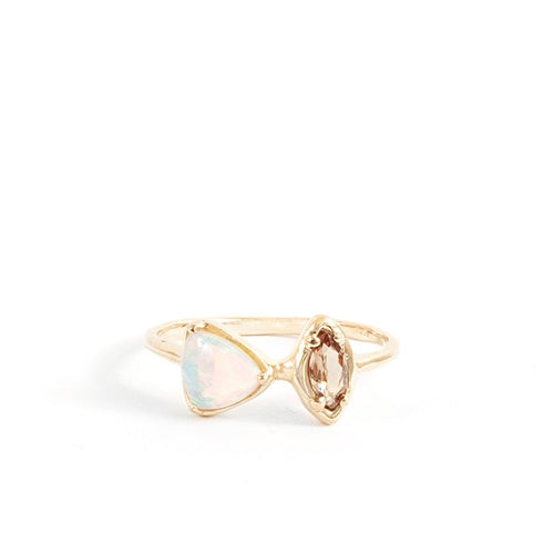 Kathryn Bentley Eye Cluster Ring