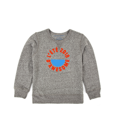 Clare V. x Rockets of Awesome - Kids' Sweatshirt