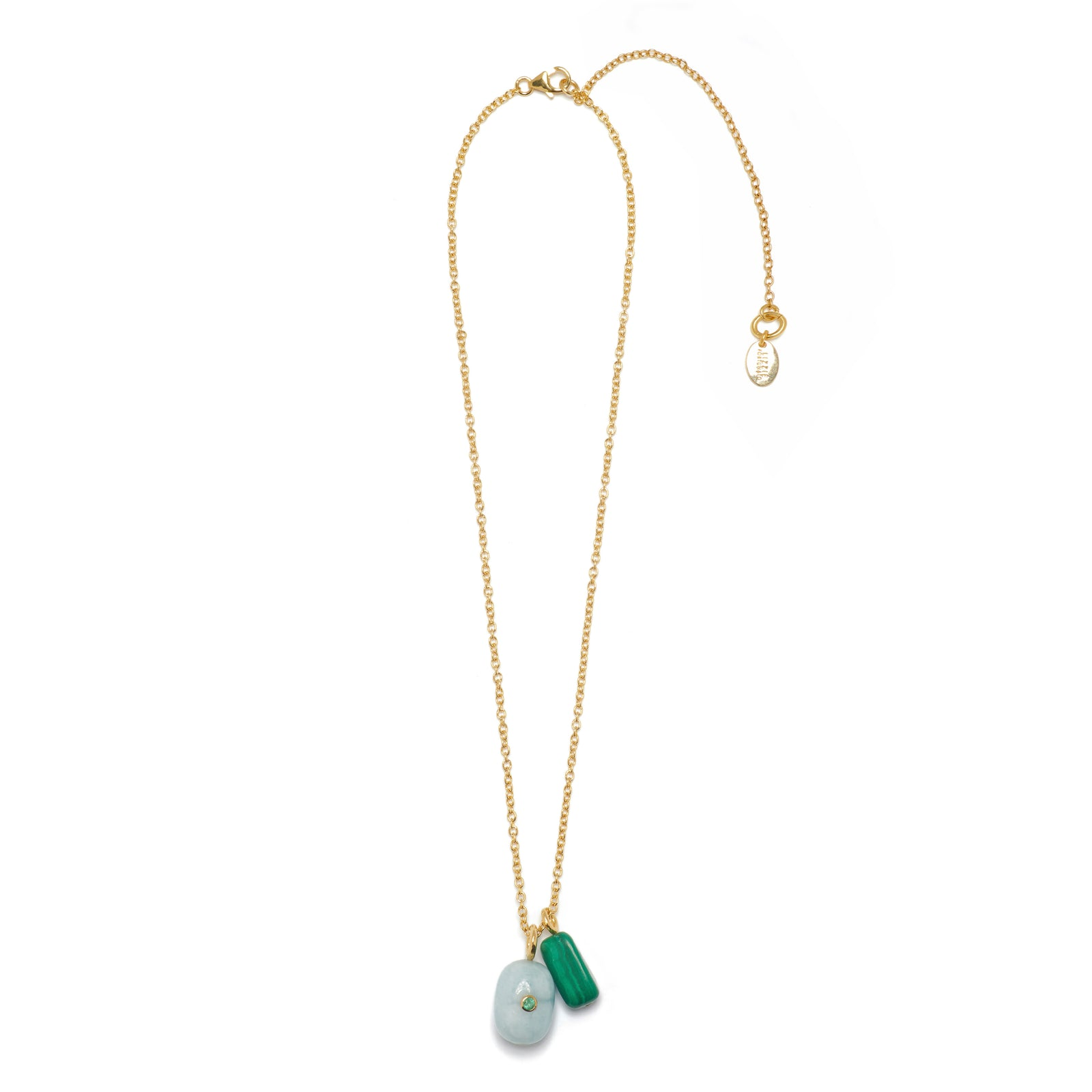 Blue Skies Oasis Necklace Lizzie Fortunato