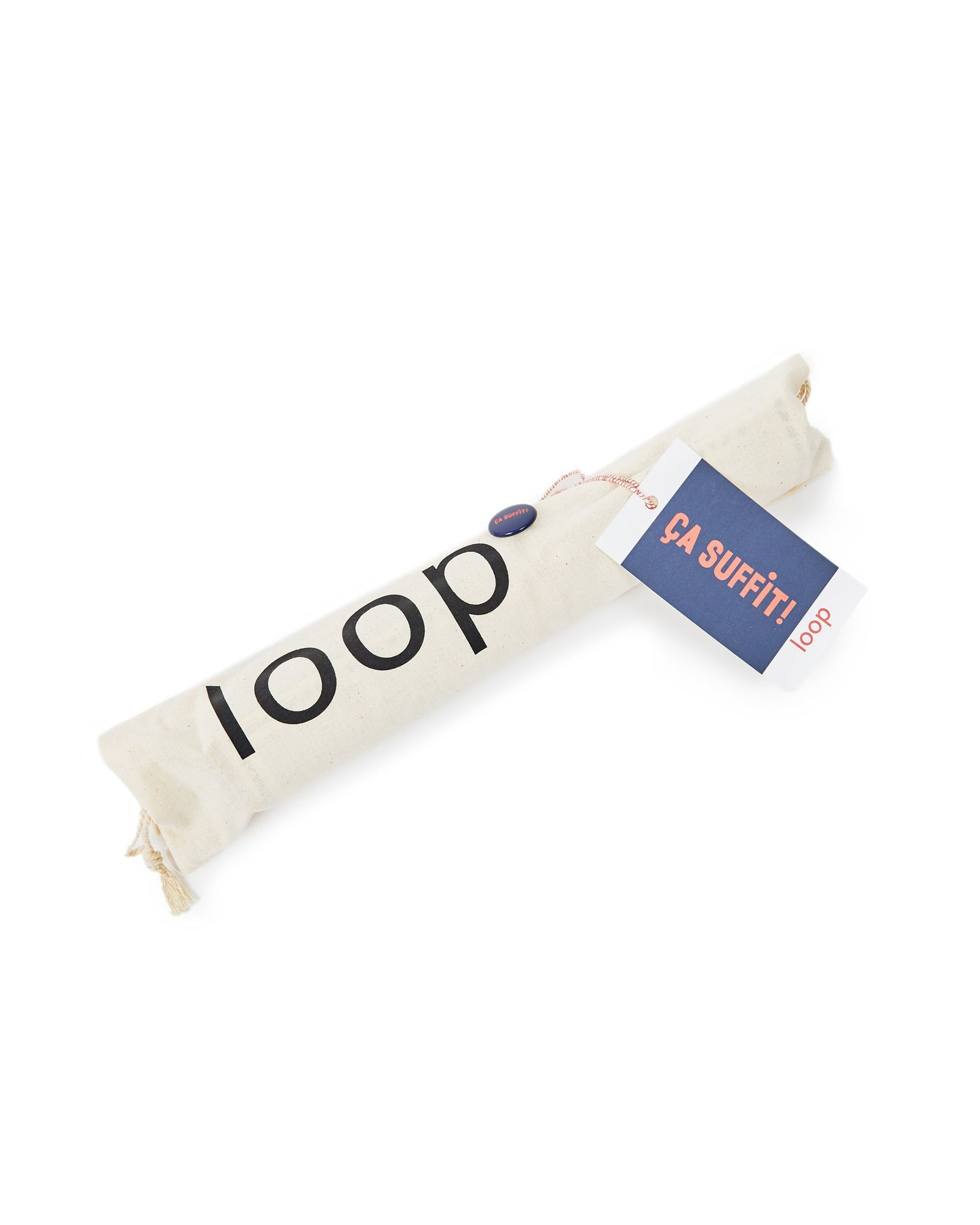 Ca Suffit Loop Canvas Needle Point Kit - Packaging