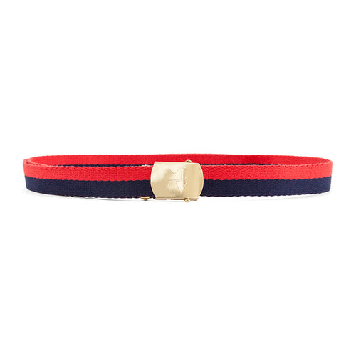 Mike D. x Clare V. Military Belt