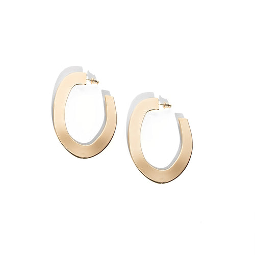 Minoux Oval Hoops