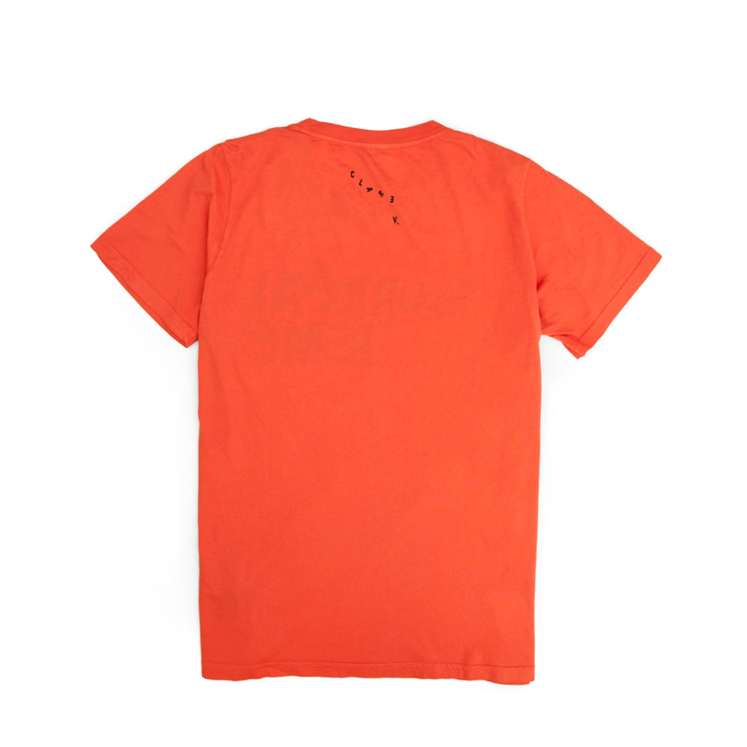 Surréalisme  Blood Orange Tee - Back