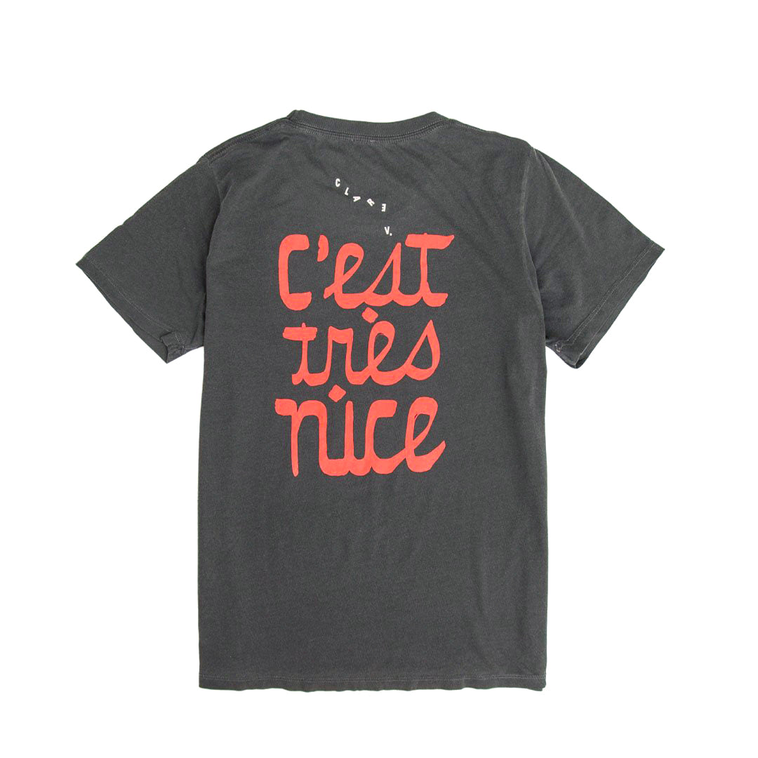 C'est Nice Original Fit Tee - Back