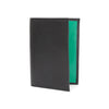 Black-Vachetta-Green-Interior-Passport-Case