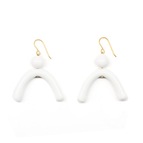 Pedrusco Bambu Earrings