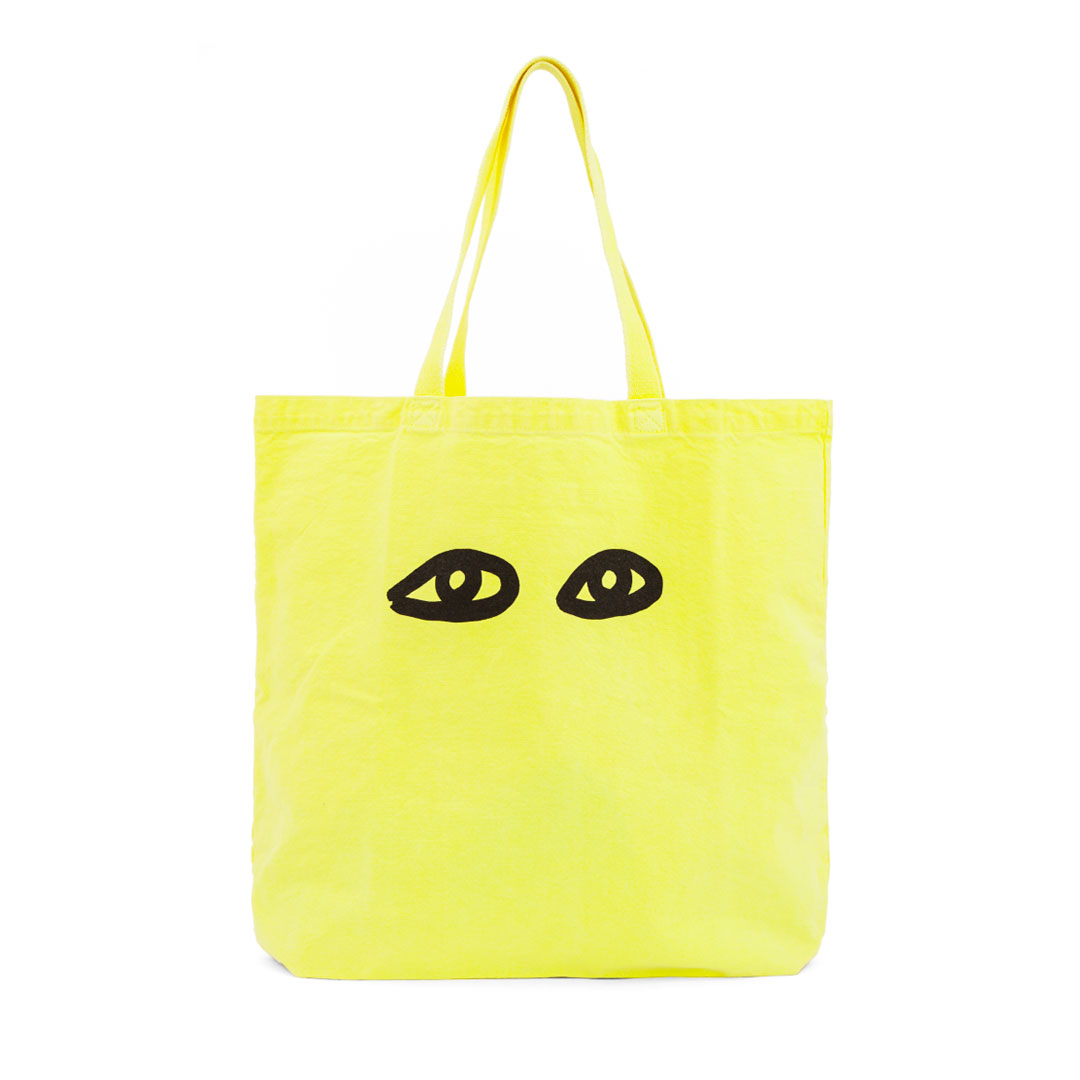 Neon Yellow Saturday Tote