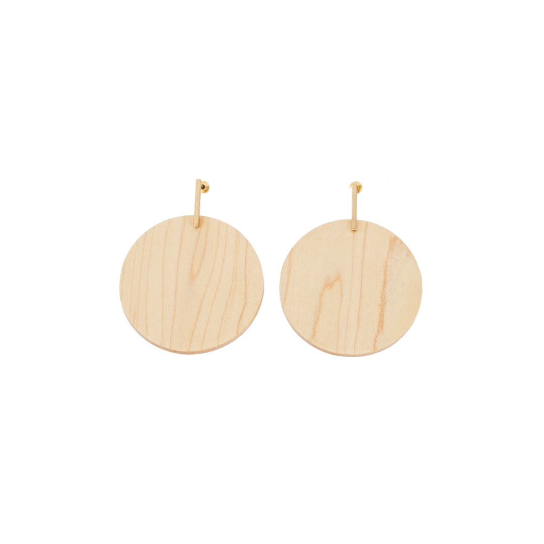 Sophie Monet The Tuscan Moon Earrings