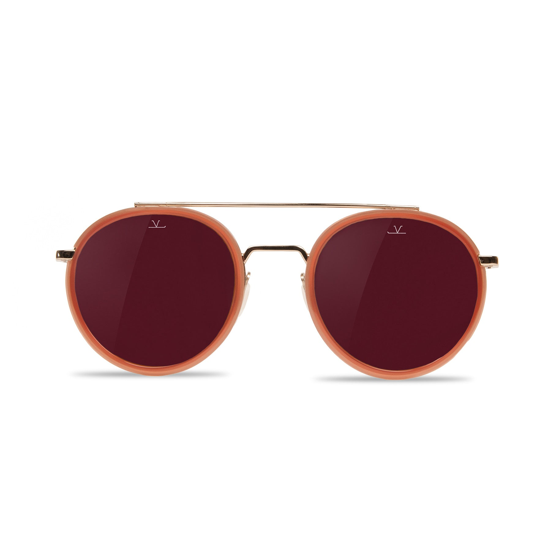 Vuarnet - Edge Round Sunglasses