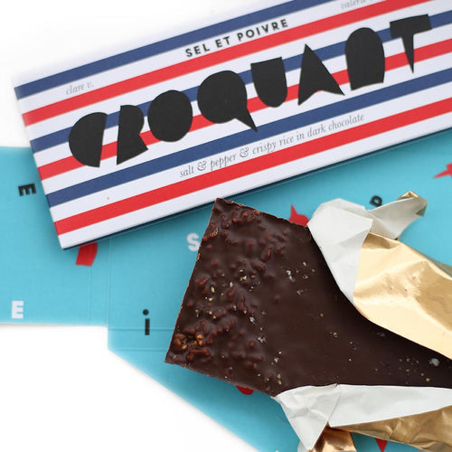 CV x Valerie Confections Chocolate Bar