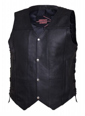 Mens 10 Pocket HIGHWAY HAWK Vest
