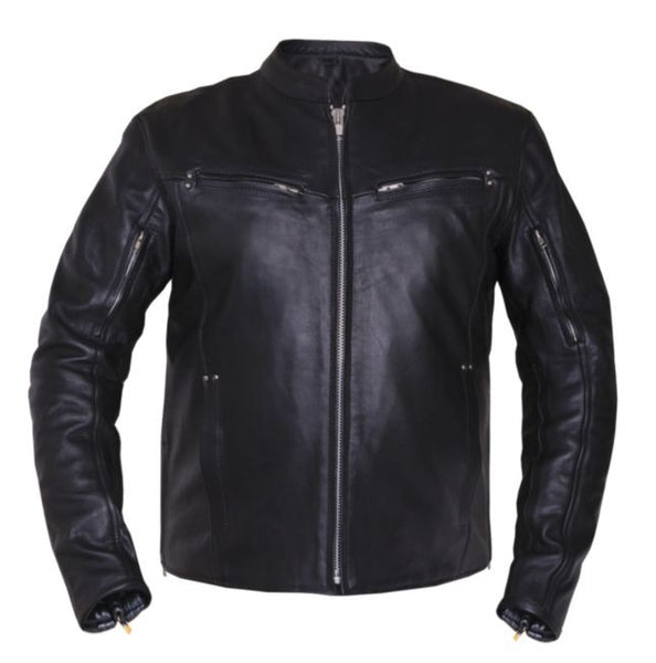 Mens PREMIUM Jacket Soft Cowhide