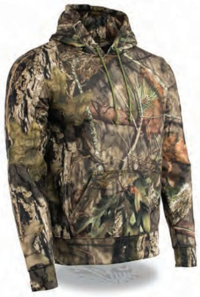 Men's Pull Over Mossy Oak® Camouflage Hoodie