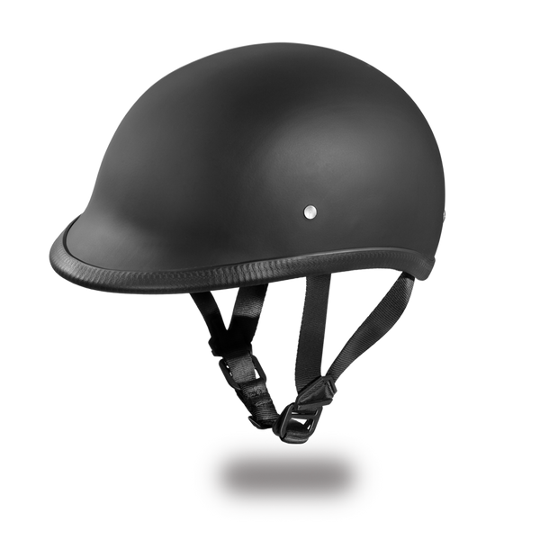 Daytona DOT Hawk Helmet - Dull Black