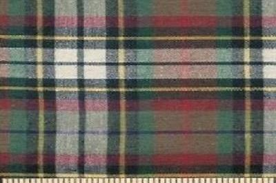 Cotton Flannel Plaid Tartan Fabric By The Yard #11 - FabricLA.com