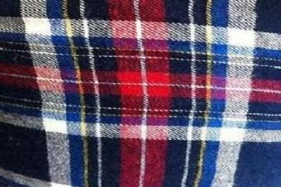 Cotton Flannel Plaid Tartan Fabric By The Yard # 20 - FabricLA.com
