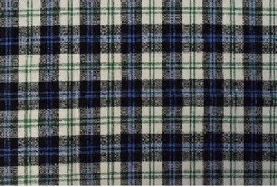 Cotton Flannel Plaid Tartan Fabric by the yard Style#9 - FabricLA.com