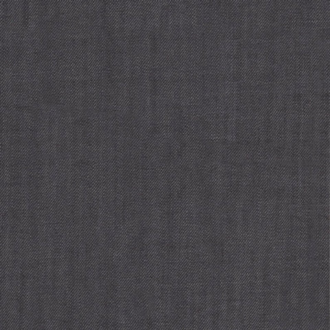 Stretch Denim Fabric by the yard - Charcoal - 9oz - FabricLA.com