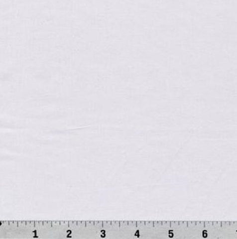 "100% Cotton Sateen White PFD Fabric 57/58"" Wide by the yard - FabricLA.com"