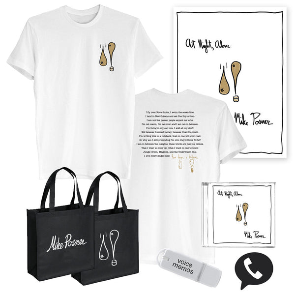 At Night, Alone. Deluxe Bundle