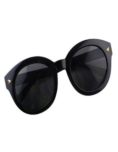 New Fashion Women Rounded Women Sunglasses