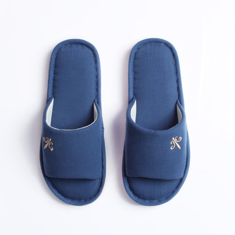Indoor Wear Slippers Solid Unisex Men Women Casual